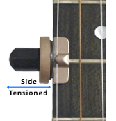 5th String Capo - Professional - Bronze
